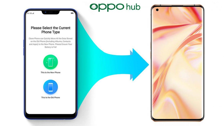 trasferire dati a smartphone oppo