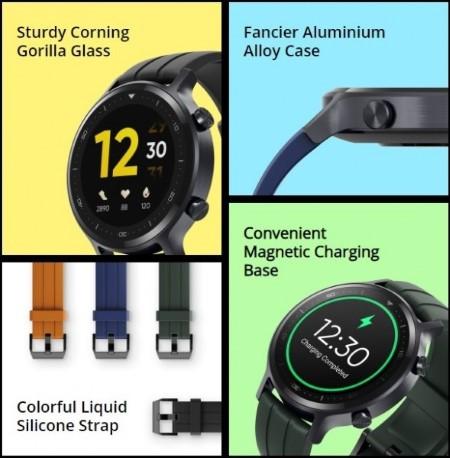 realme watch s design