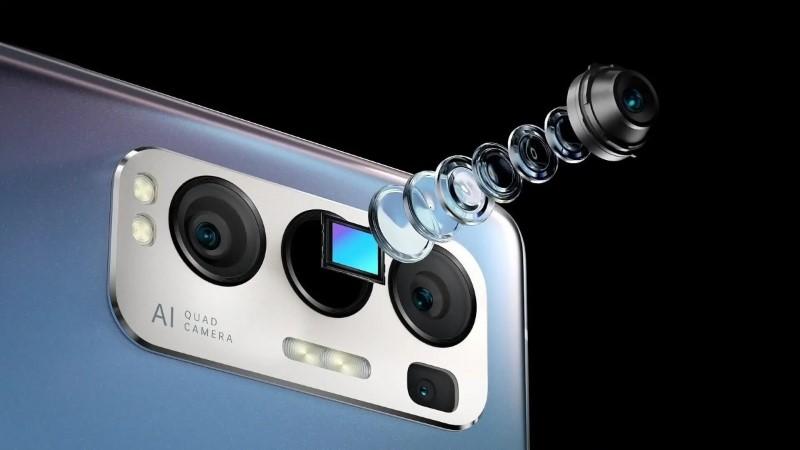 oppo reno5 pro+ fotocamere
