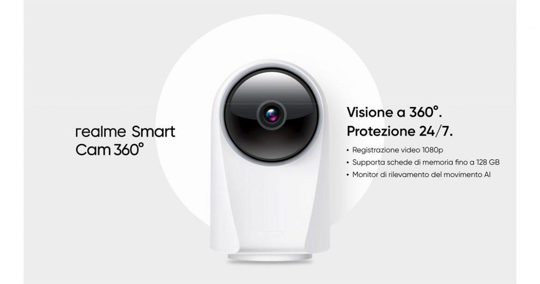 realme smart camera 360°