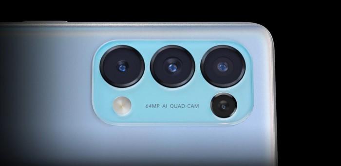 fotocamere oppo reno5