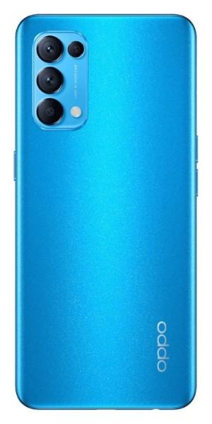 reno5 blu retro