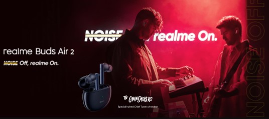 realme buds air 2 the chainsmokers