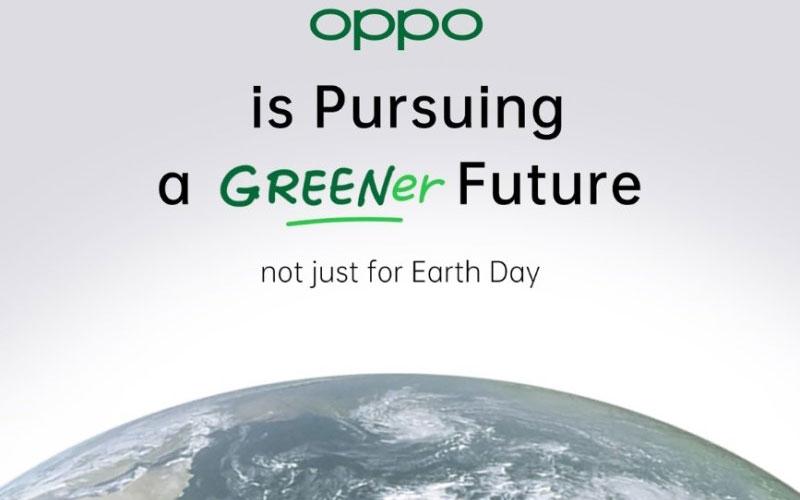 oppo green ecosistema sostenibile