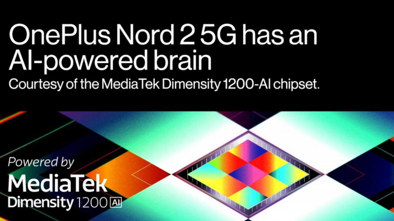 oneplus nord 2 dimensity 1200 ai
