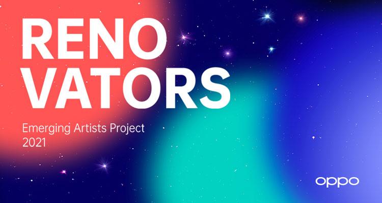 oppo renovators emerging artists project 2021