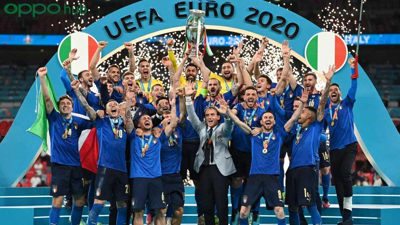 oppo uefa euro 2020 italia