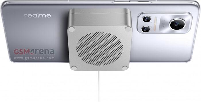 realme flash magdart ricarica wireless