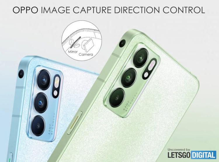 oppo fotocamera multi-direzionale